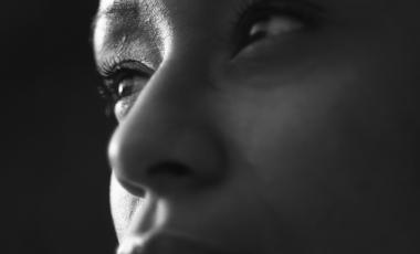 Sobre negro - Fotografía en Estudio